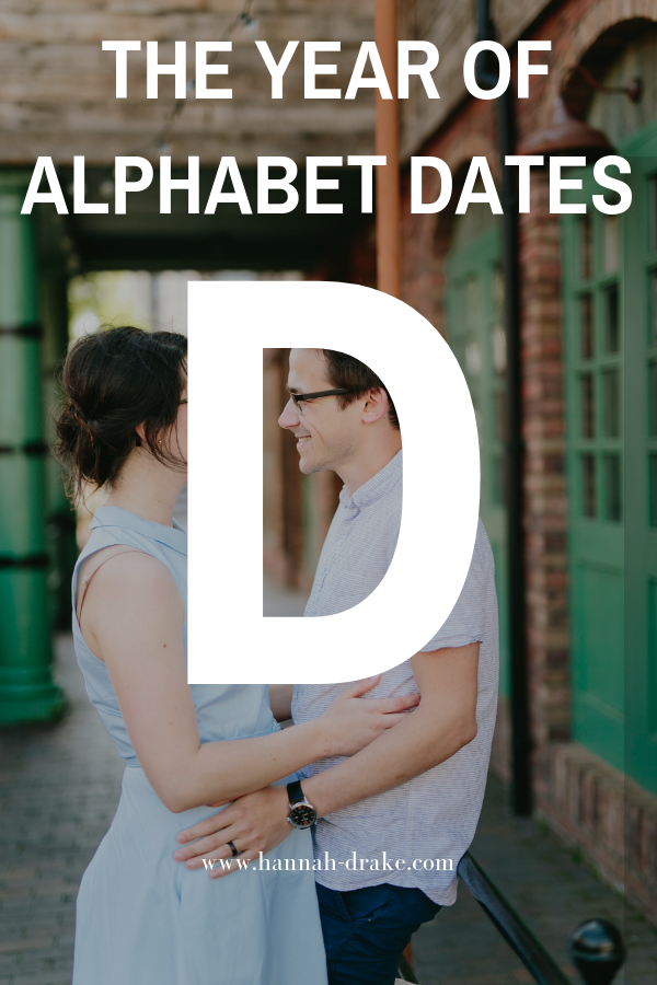 The Year of Alphabet Dates D