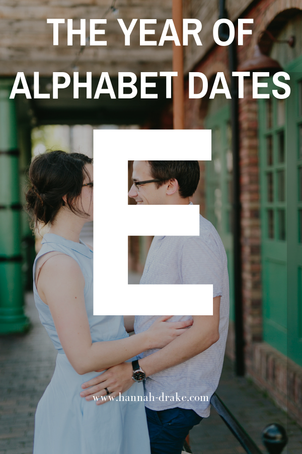 The Year of Alphabet Dates E
