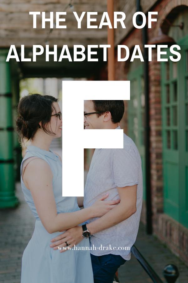 The Year of Alphabet Dates F