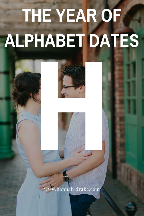 The Year of Alphabet Dates H