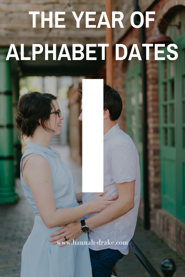 The Year of Alphabet Dates I