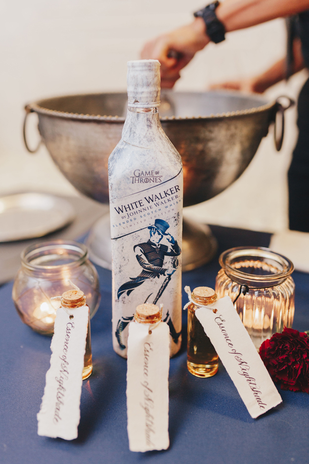 Game of Thrones Viewing Party Invitation - Chic Home & Styled Parties