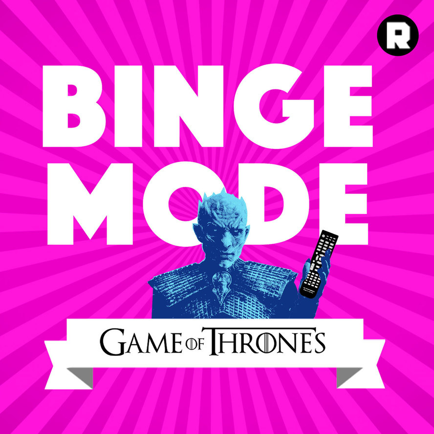 - My friend Taylor has been telling me about this podcast, Binge Mode, for a while and I finally got around to listen to it this month. I'll be honest, I sometimes find the hosts to be a bit irritating, but the content is really fascinating. In season one, they do a deep dive into all 67 episodes of Game of Thrones, summarising the episodes, offering context from the books and other Westerosi cannon, and pointing out things you might have missed. If you haven't seen the show, it's a giant spoiler, but it's been fun to listen to and reminisce about the days when everyone was alive. Season 3 covers the Harry Potter books so count me in for that one too!