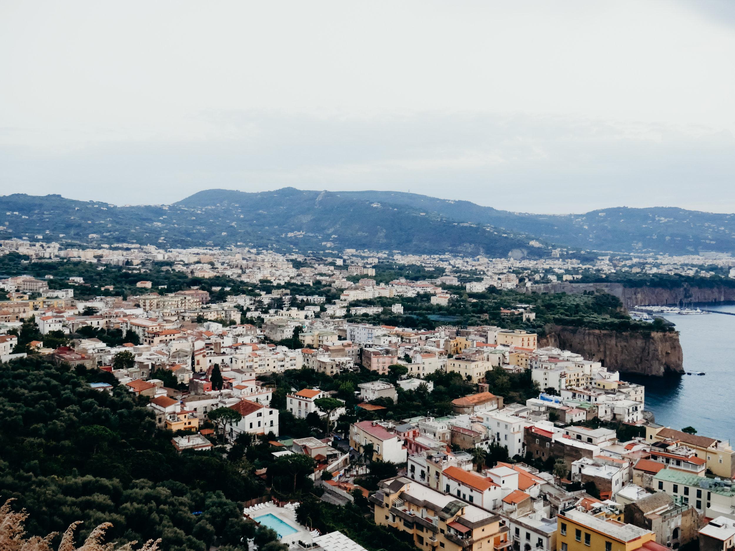 Amalfi Coast Boat Tour - Sorrento