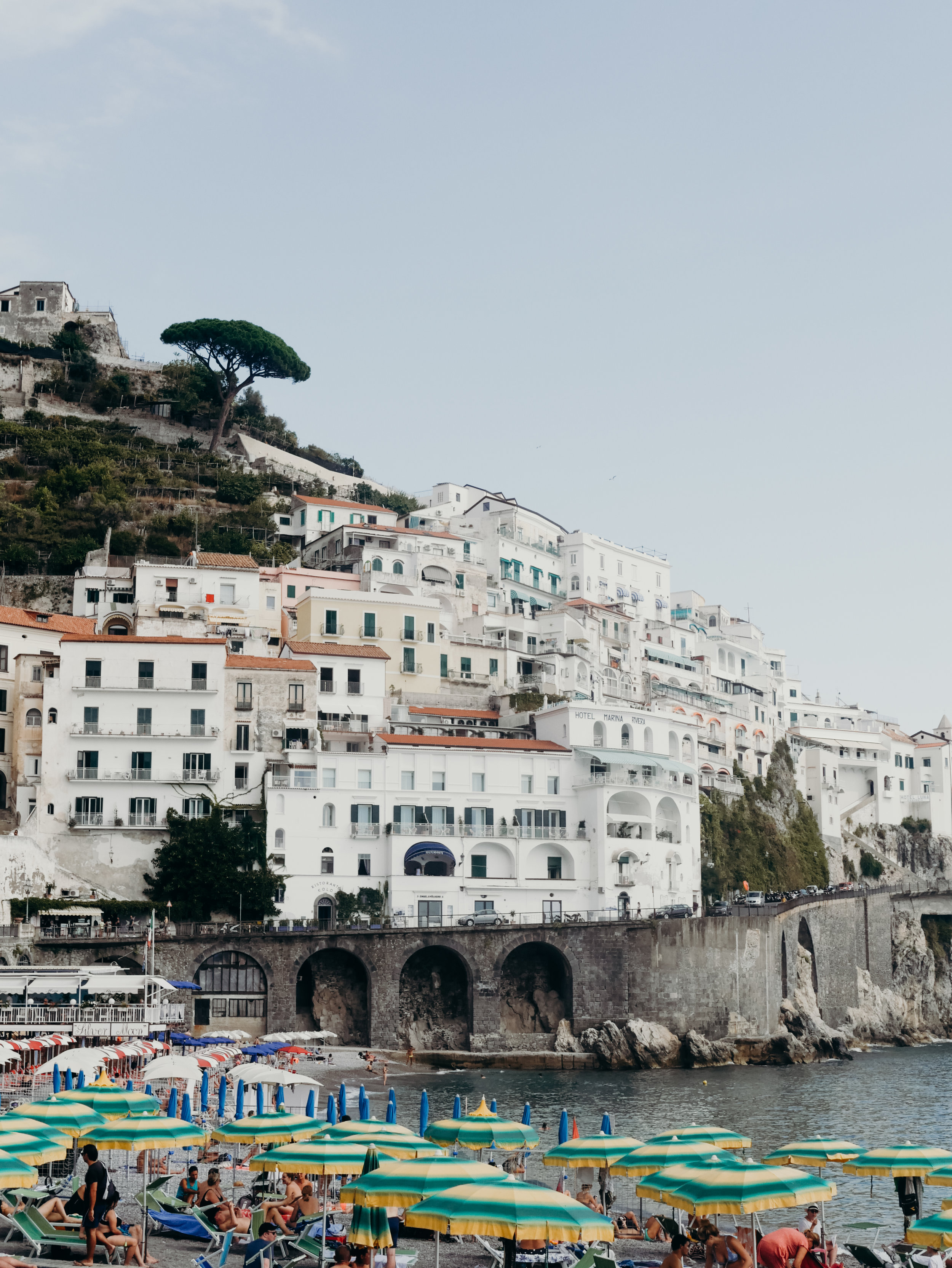 Amalfi Coast Boat Tour - Amalfi