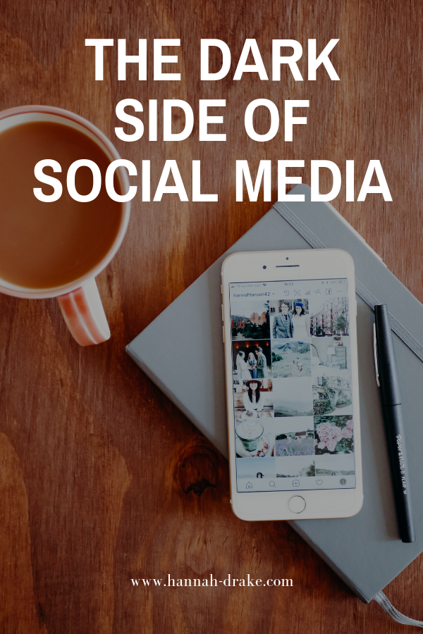The Dark Side of Social Media  - Comparing yourself to others and experiencing FOMO