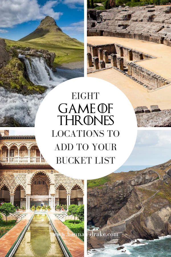 8 Game of Thrones Locations to Add to Your Bucket List