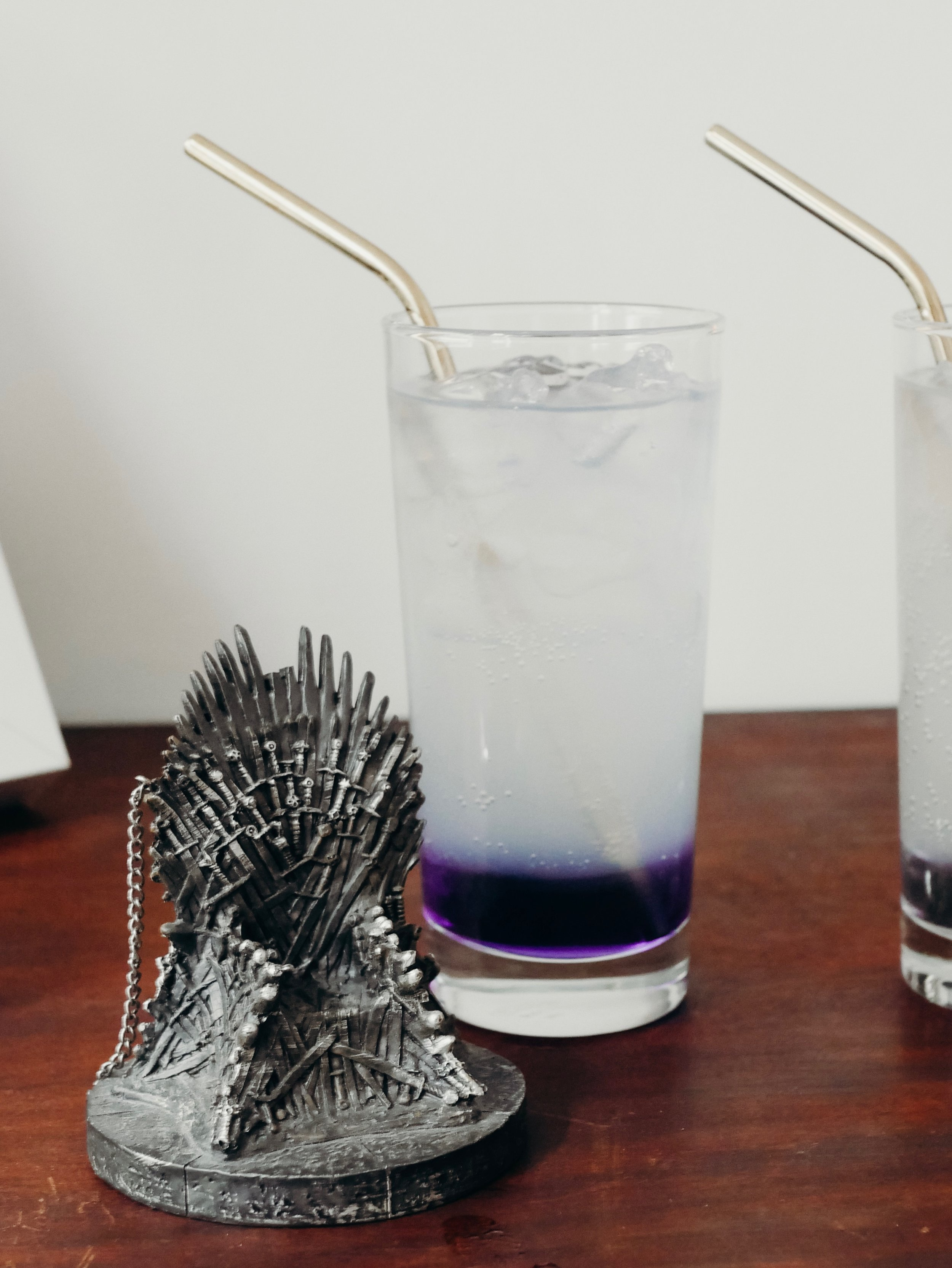 The Dragon Queen - Game of Thrones Cocktail