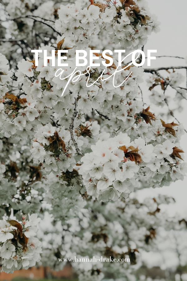 The Best of April 2019