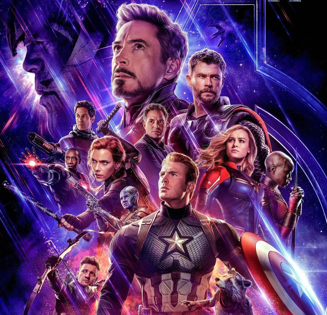 - Could it even be a list of my favourite things from April without talking about Avengers: Endgame? Like all MCU fans, I've been waiting for this movie to come out for a year. Luke and I booked tickets at the beginning of the month for opening night and made plans to stop at Five Guys before for dinner. I was SO excited, I can't even tell you. The night before, we watched Avengers: Infinity War as a bit of a refresher and I gotta be honest, after re-watching the last movie, I felt like I wasn't emotionally prepared. But I absolutely LOVED the movie! I laughed, I cheered, I cried. It was such a great culmination of the storylines we've invested in throughout the previous 22 movies and it was awesome to see the original six back together.