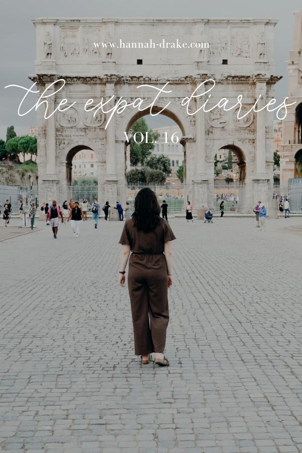 The Expat Diaries, Vol. 1