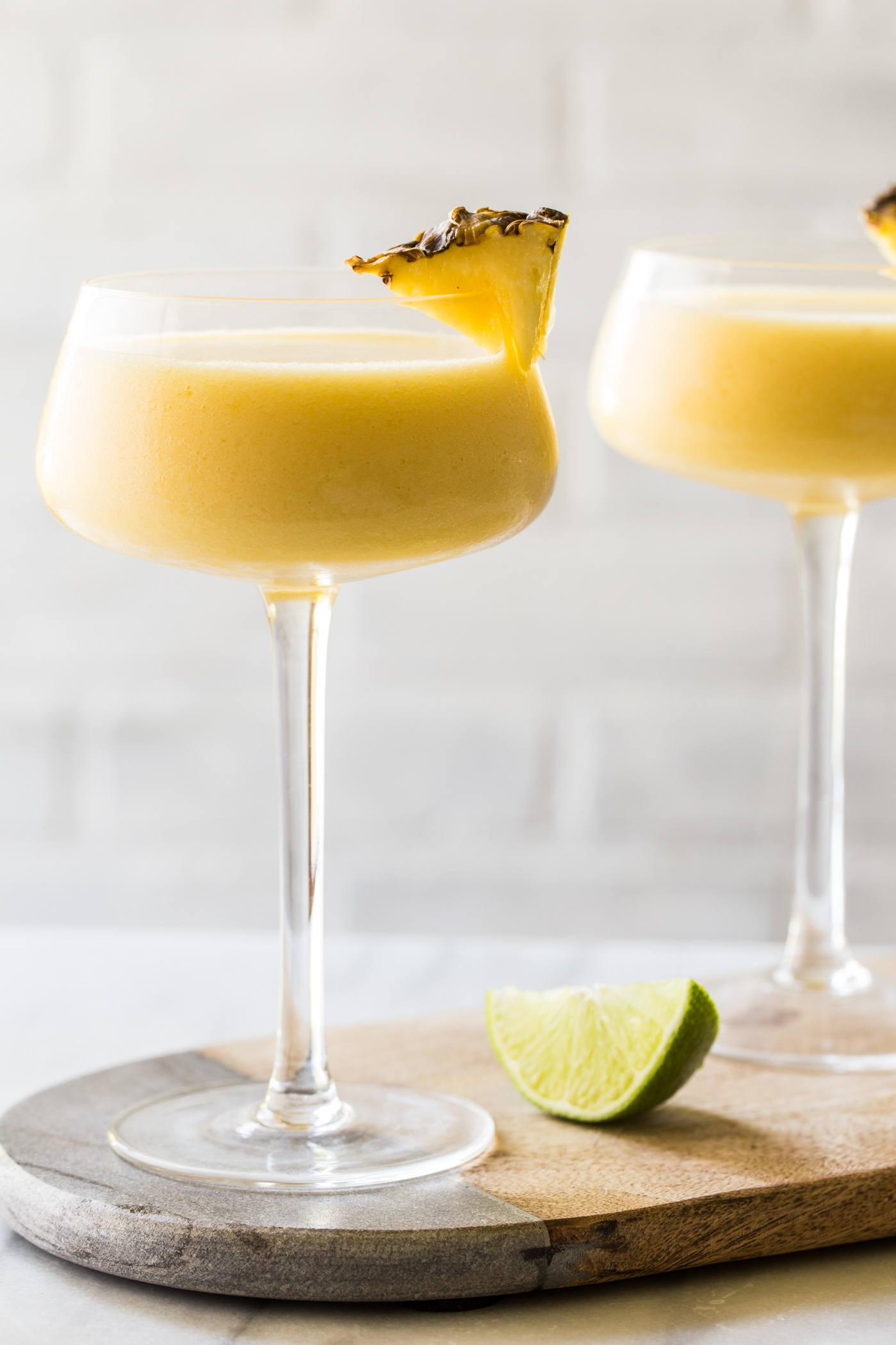 Frozen Pineapple Mango Daquiri from Jelly Toast