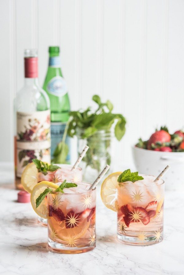 Rose Spritzer from The Sweetest Occasion