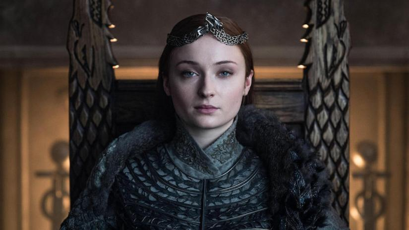 The Queen in the North, Sansa Stark