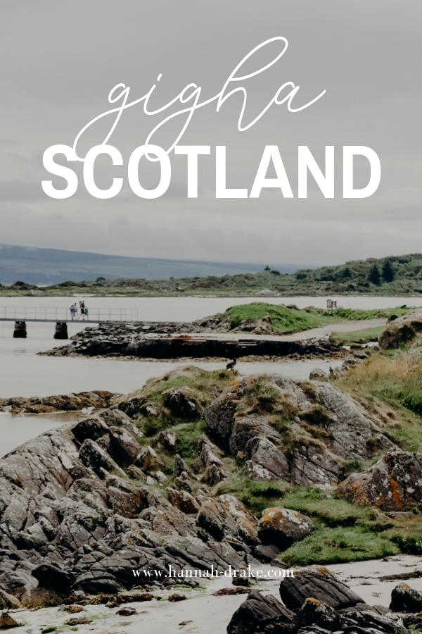 Gigha, Scotland