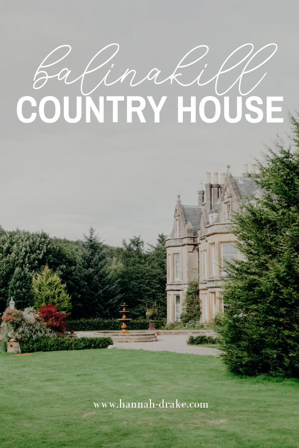 Balinakill Country House, Scotland