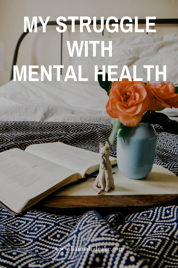 My Struggle with Mental Health - My own experience with bullying & mean girls, depression, suicidal thoughts & suicide attempts, and anxiety in light of the deaths of Anthony Bourdain & Kate Spade