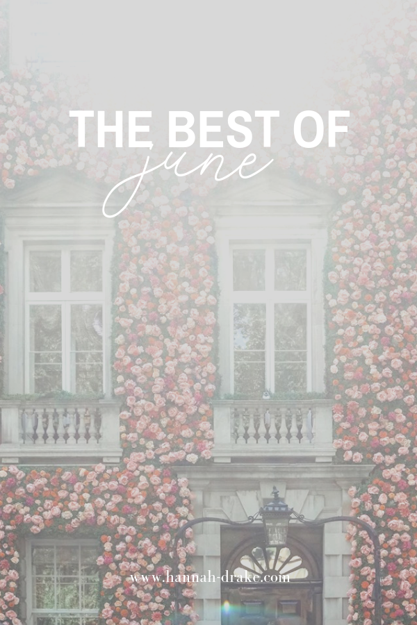 The Best of June 2019