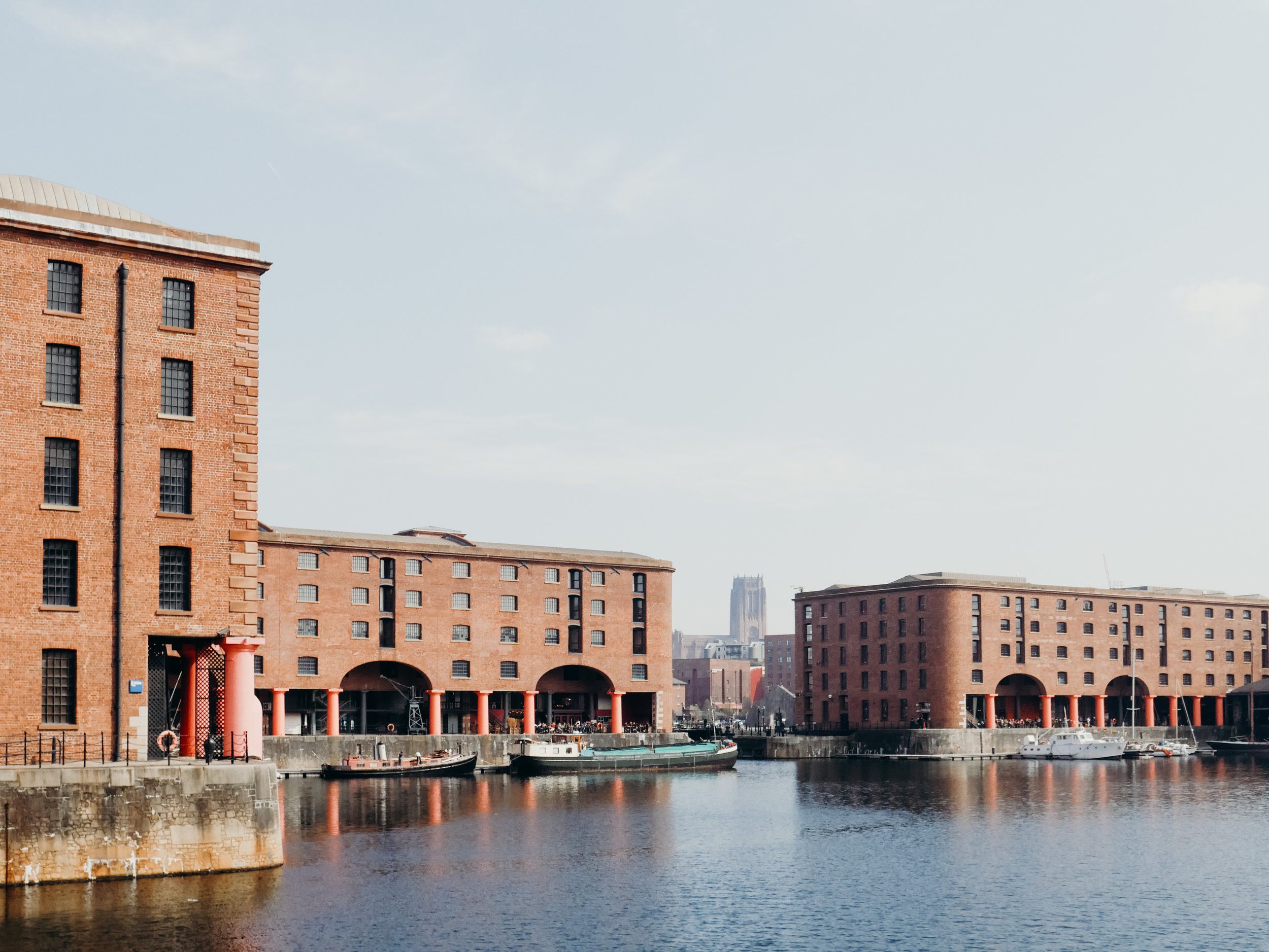 Royal Albert Dock Liverpool