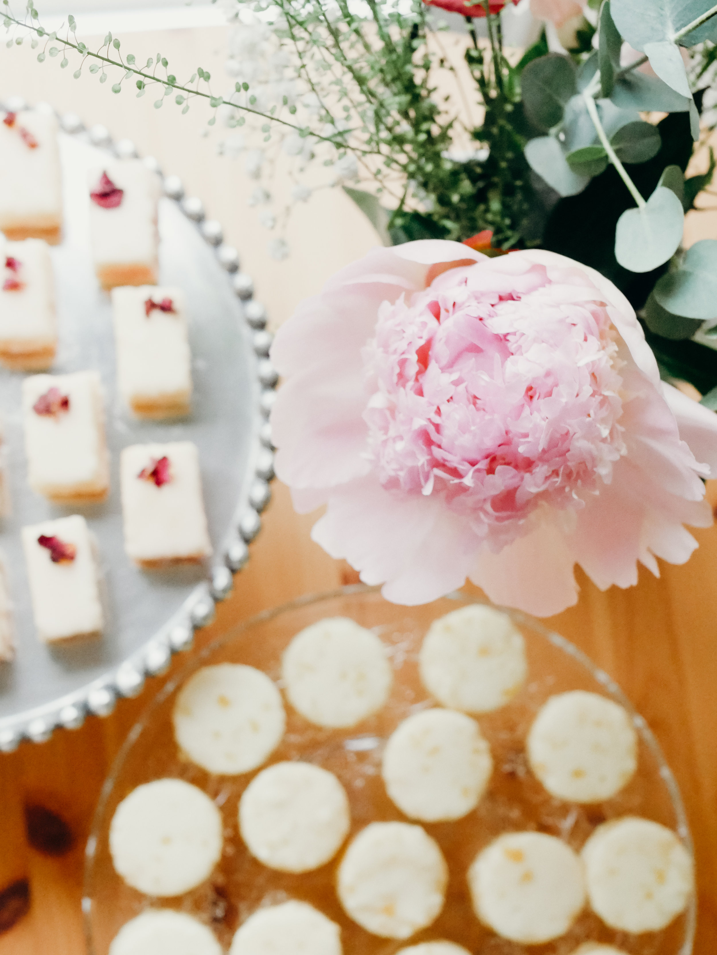How to Host Afternoon Tea - Petit Fours