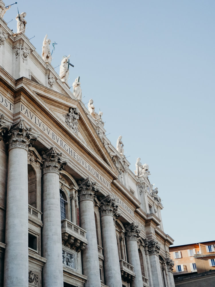 10 Things to Know Before Visiting Italy - Some Basilicas Have a Dress Code