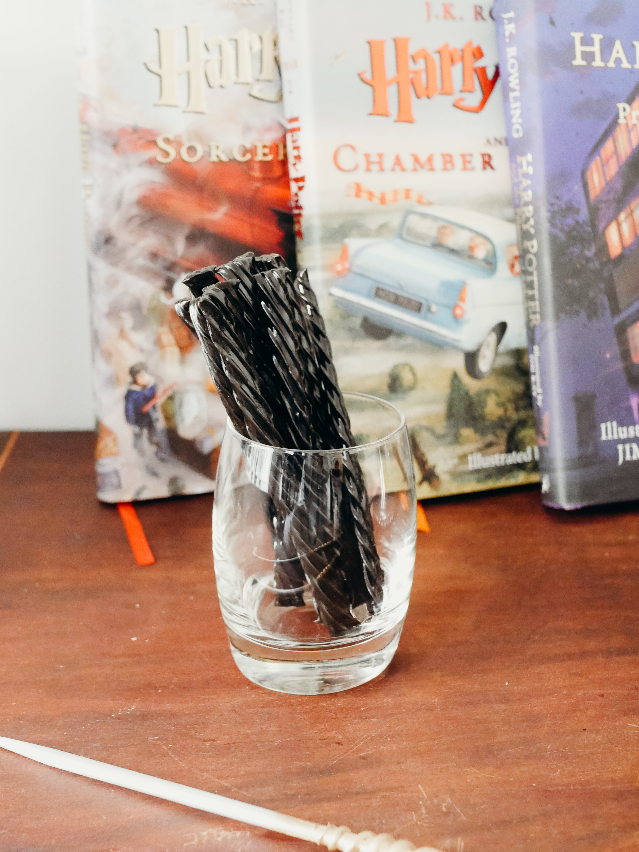 Harry Potter Licorice Wands