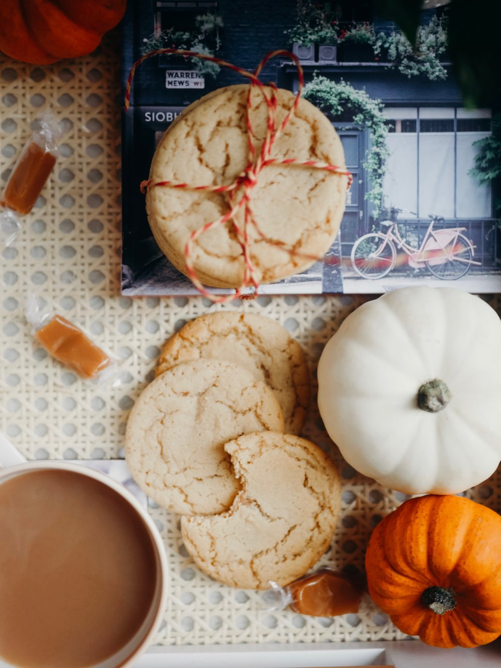 2019 Autumn Bucket List - Bake Seasonal Treats for Our New Neighbours