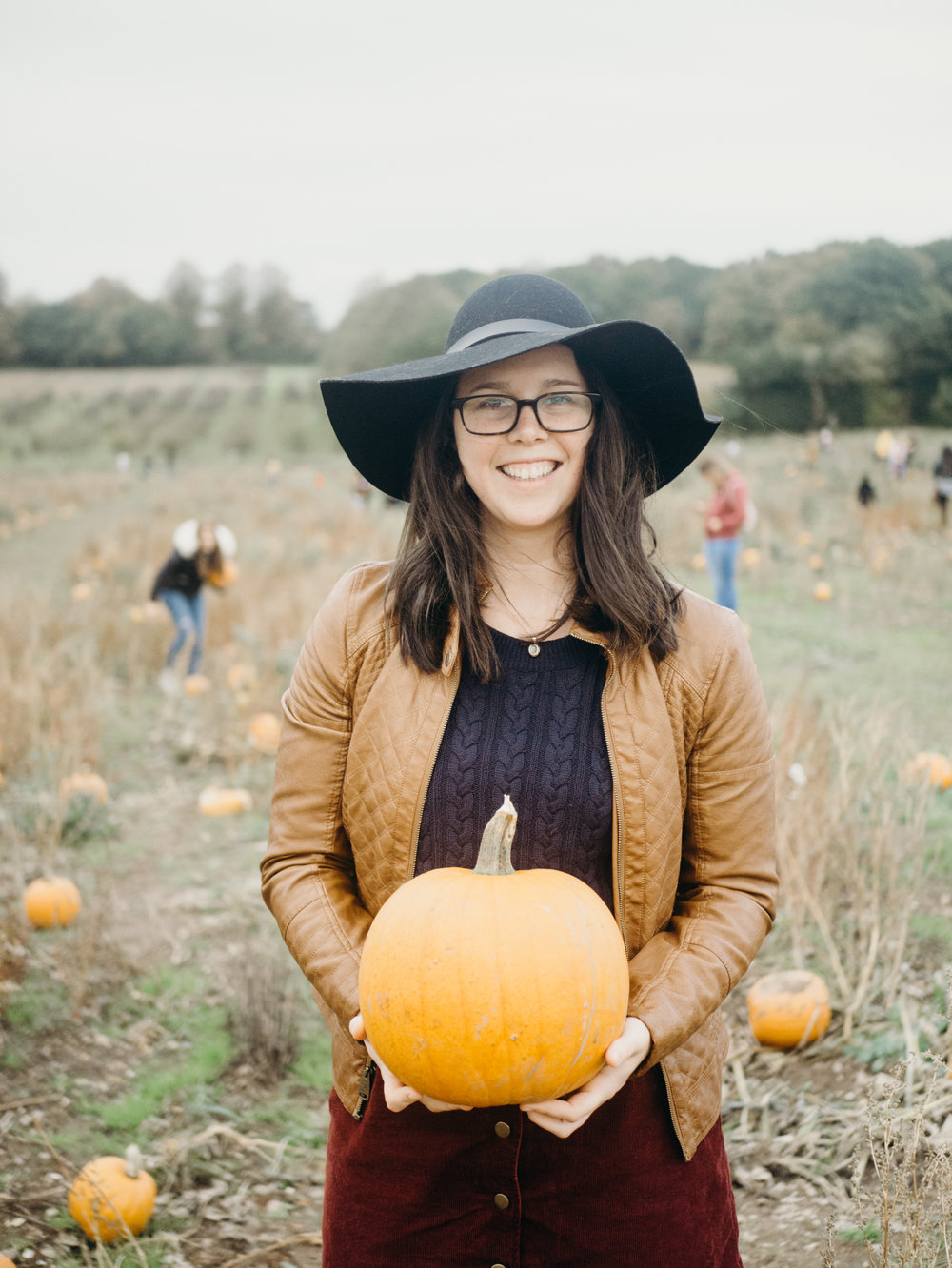 2019 Autumn Bucket List - Visit the Pumpkin Patch