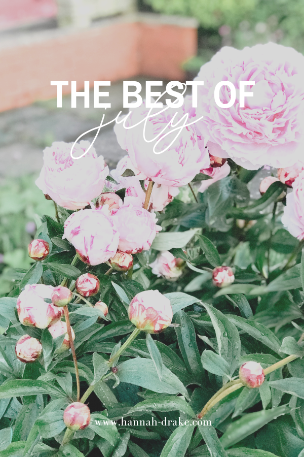 The Best of July 2019