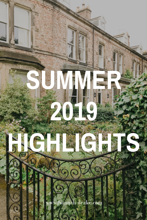 Summer 2019 Highlights