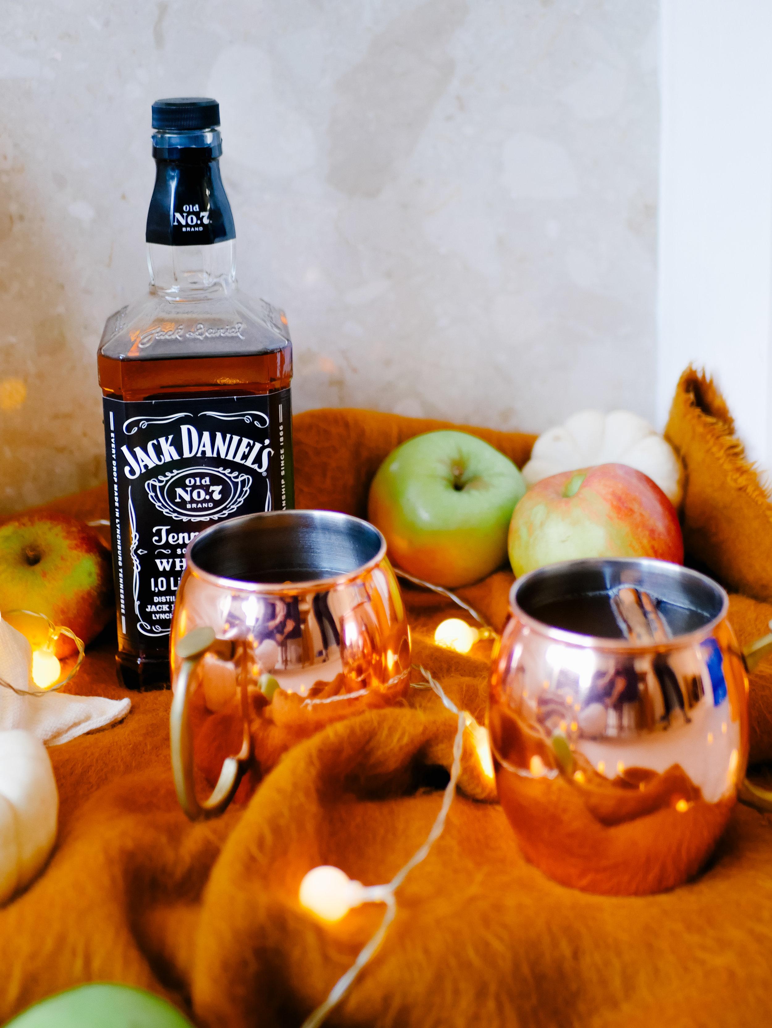 The Apple Jack Mule