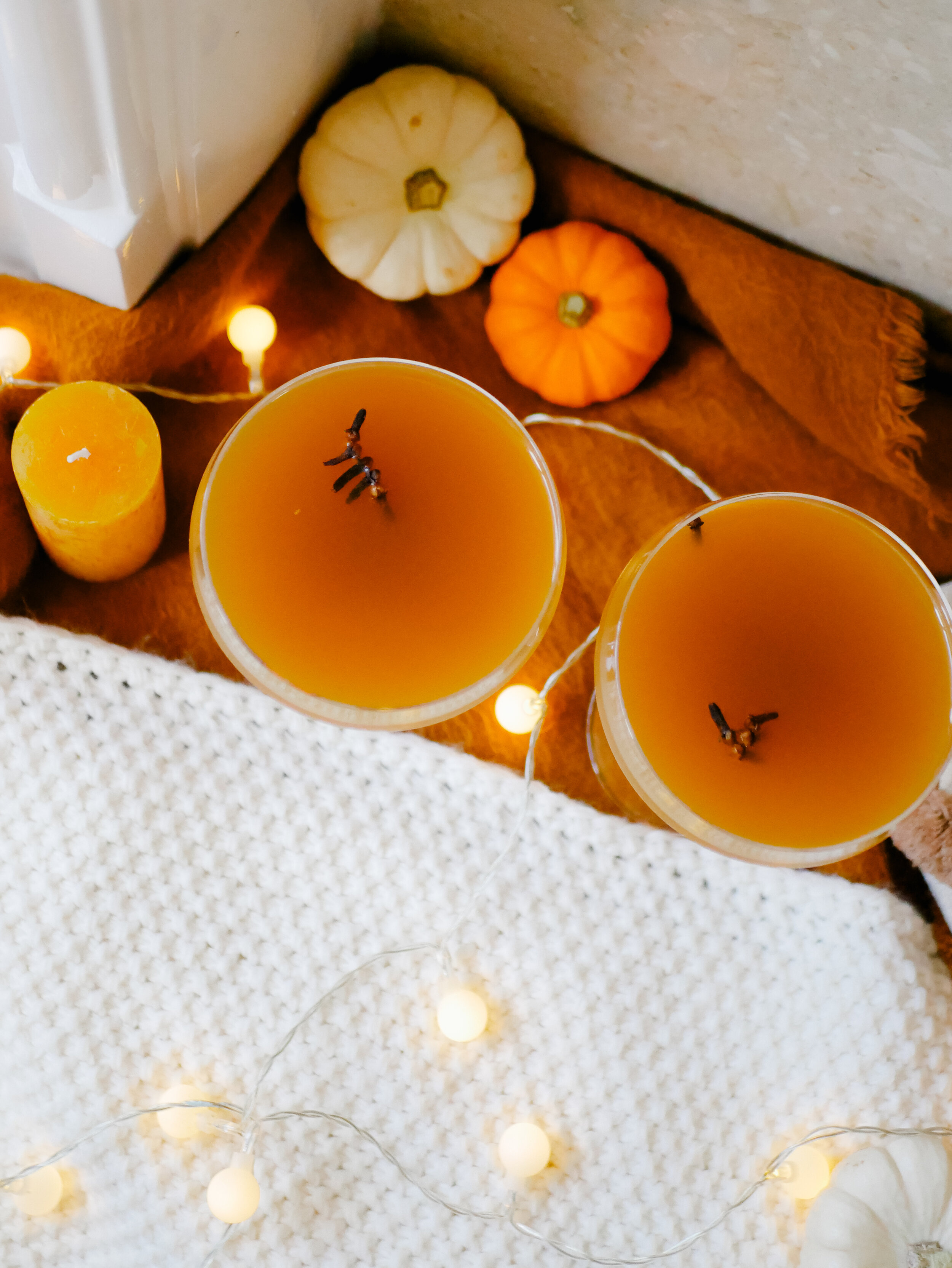 The Great Pumpkin Cocktail