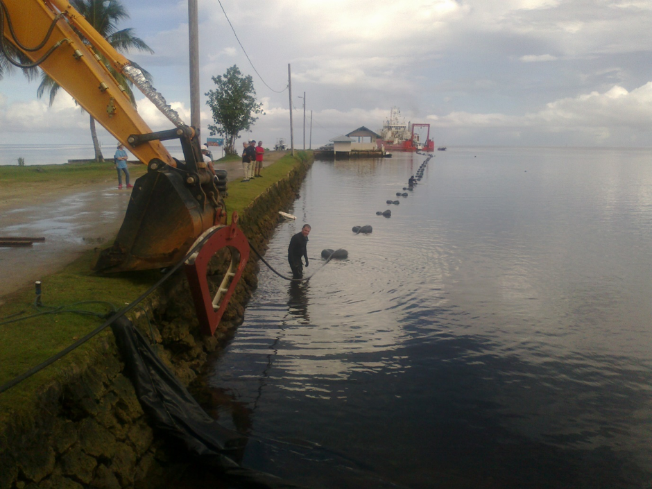 PLSE Shore landing