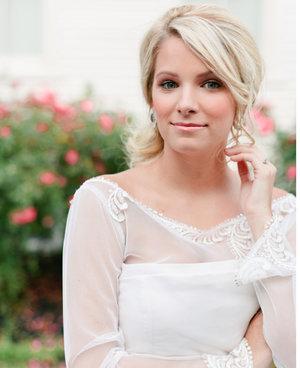 The Beauty Pin, Short Bridal Hairstyles  November 26, 2014