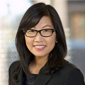 Cathy Cha  Vice President of Programs Evelyn & Walter Haas, Jr. Fund