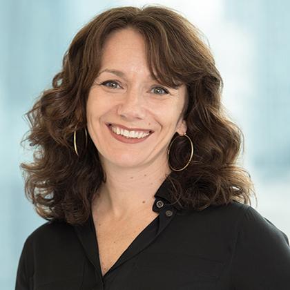 Allison Magee  Executive Director The Zellerbach Family Foundation