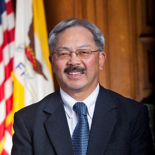 Mayor Ed Lee  City of San Francisco