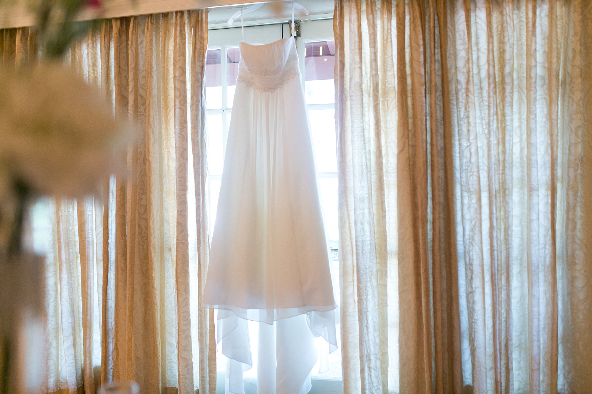 Los Angeles Wedding Photographer Thursday Club Dress