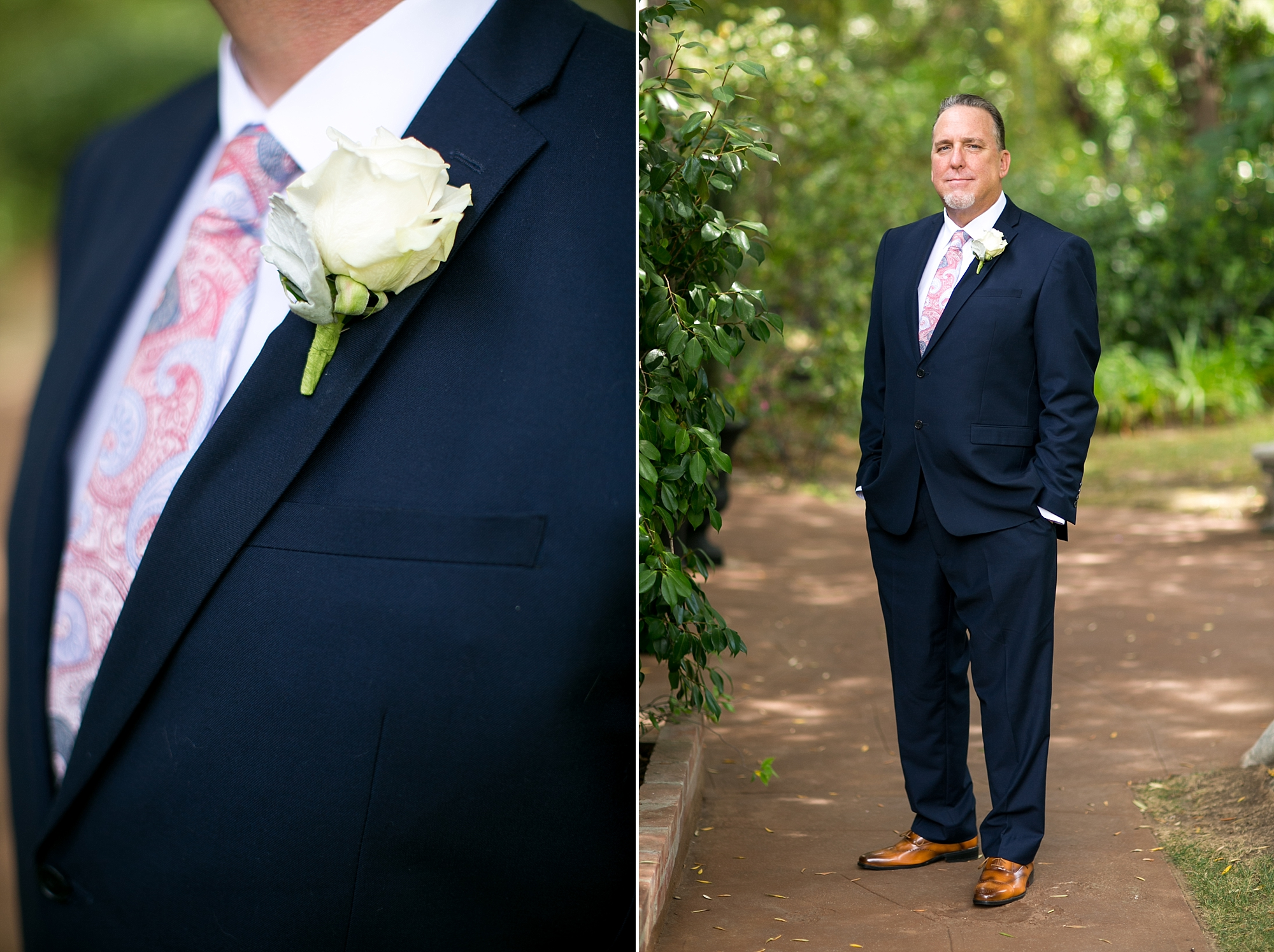 Los Angeles Wedding Photographer Thursday Club Groom