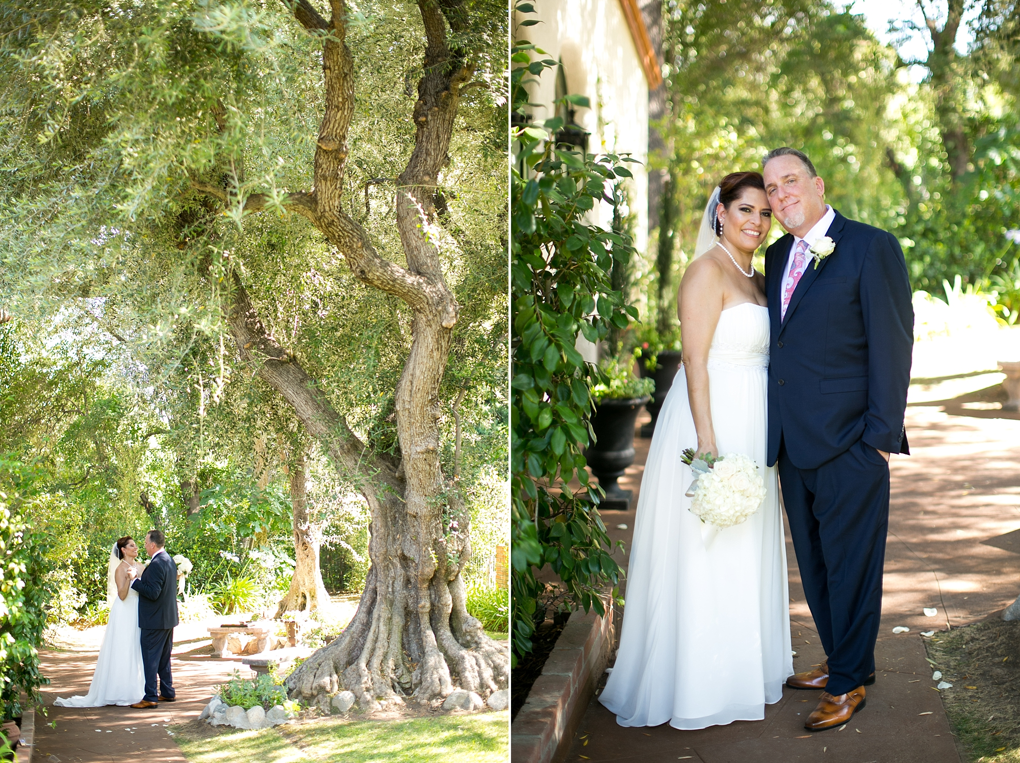 Los Angeles Wedding Photographer La Cañada Thursday Club