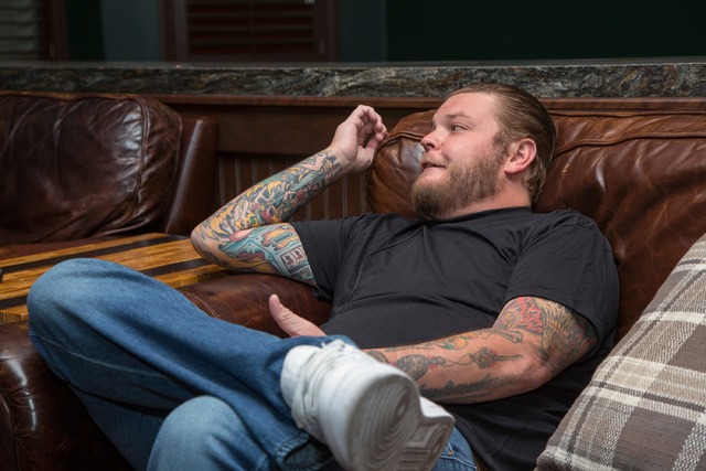 Corey Harrison of 'Pawn Stars' selling Las Vegas home for $2.3 million