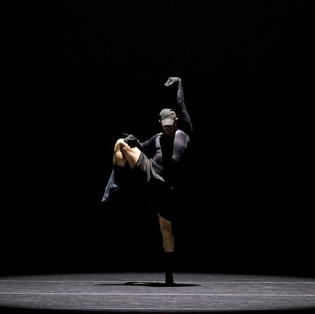 "Hiring Guest Companies 🖤 For our Houston Wanderlust Dance Project. Applications now open- Deadline November 1st. Link in bio for how to Apply! #dancechoreography #choreographershowcase #wanderlustdanceproject #dancecompany #dancejobs #dancework #dancersofig #dancersofinstagram 📸 Sharen Bradford Mark Caserta + Mikey Morado's ""Good Boy"""