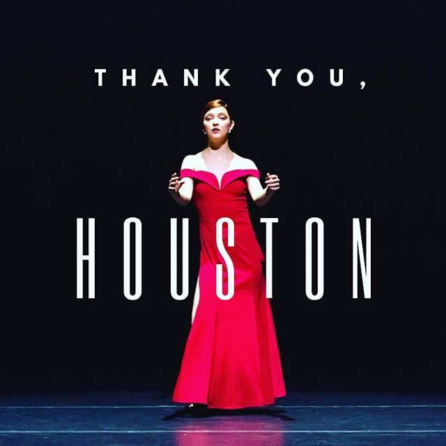 THANK YOU, dancers patrons and choreographers of HOUSTON! Stay tuned for exciting announcements for Wanderlust Dance Project SEASON V ✨#danceconcert
