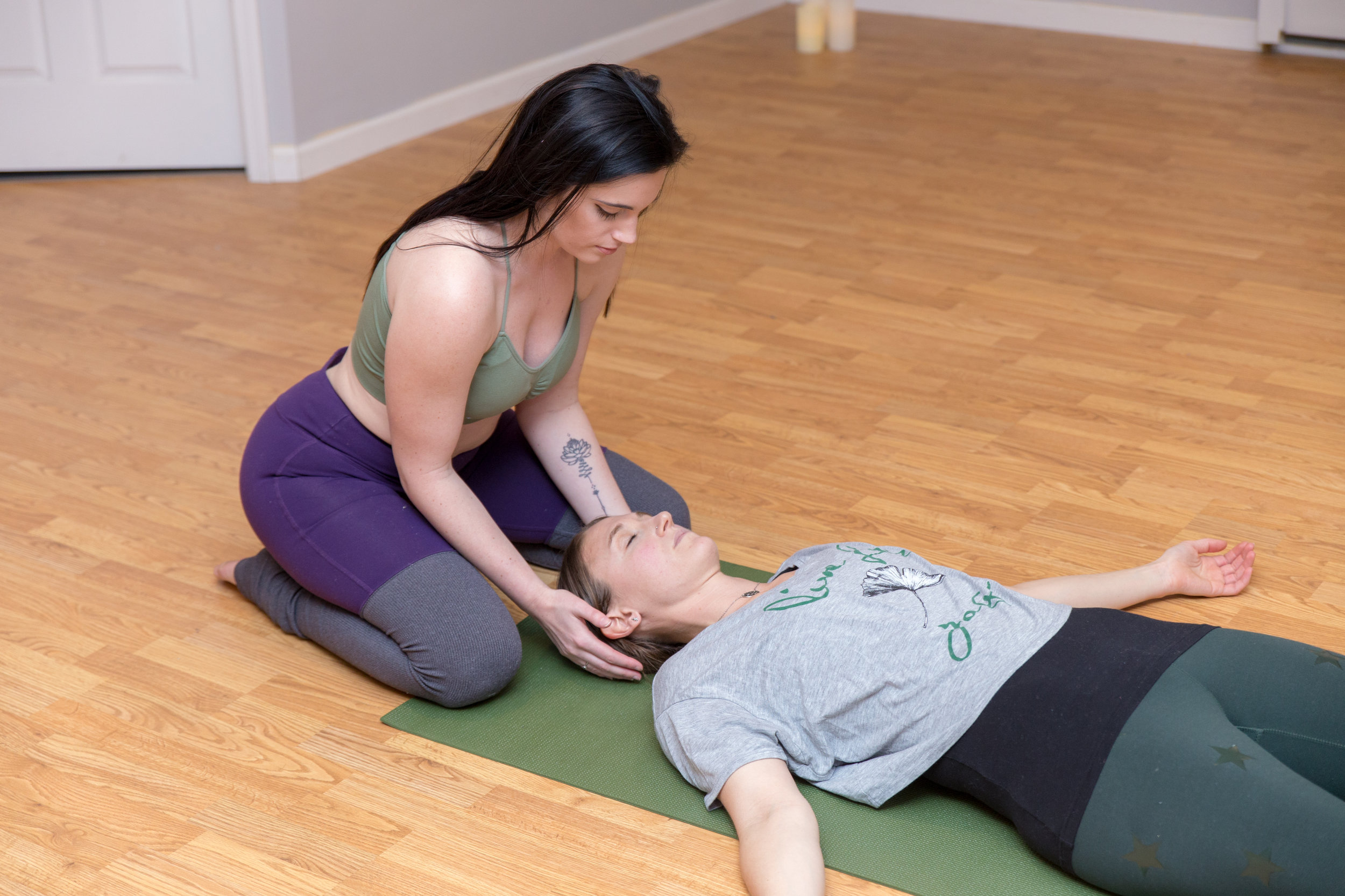 Private Session60 Minutes - $75