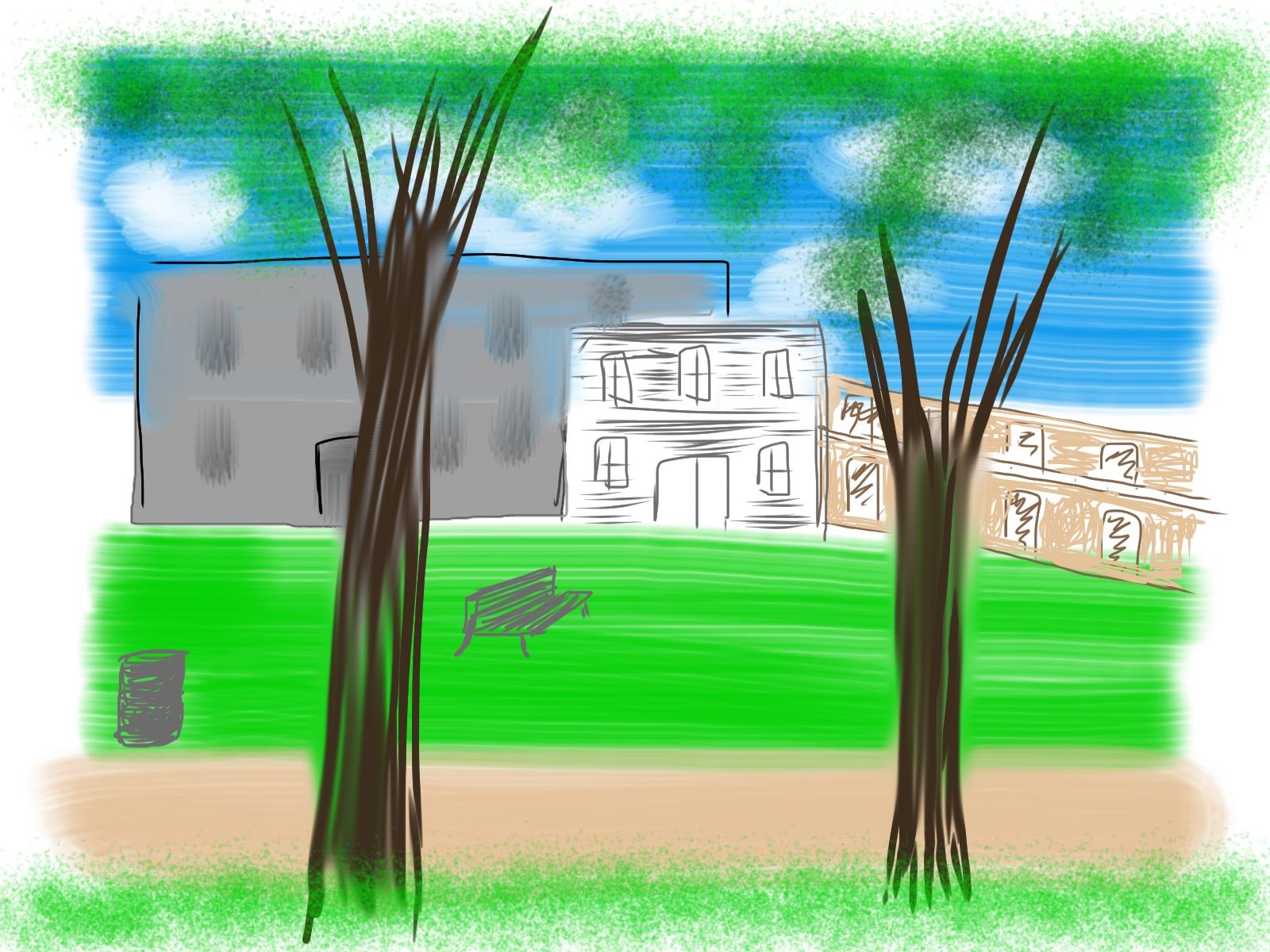 Corporate Greenspace