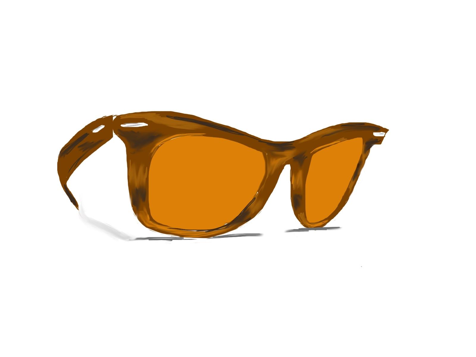 Vintage Ray Ban Wayfarer Sunglasses