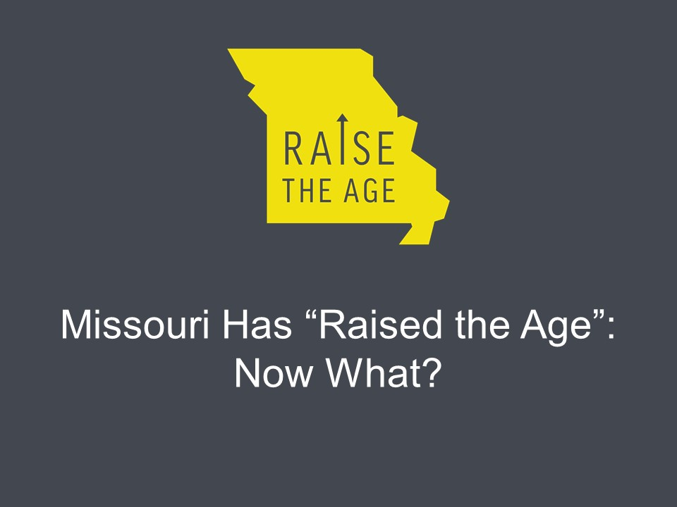 Raising Missouri