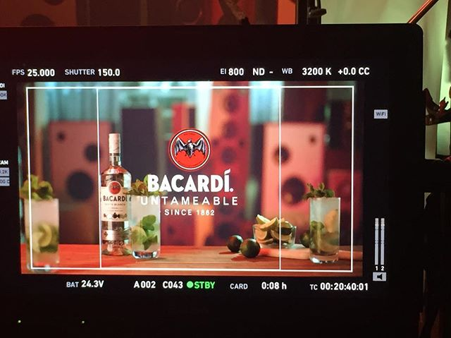 Nothing better on #ThrowbackThursday then a good stiff Mojito made with Bacardi Rum! #Untameable  Blue Car Studio is great for table top shoots! #BlueCarStudio #BTS #PhotographyStudio #VideoStudio #ShootSpace#ProductionParadise #WonderfulMachine #RentalStudio#CreativeProducer #CreativeSpaces #Creatives #CreativeDirection#ArtDirection #LocationScouting #FotoCare #Photography #Videography#FilmShoot #Director #NYCStudio #Versatility #SetLife #Bacardi #BBDO