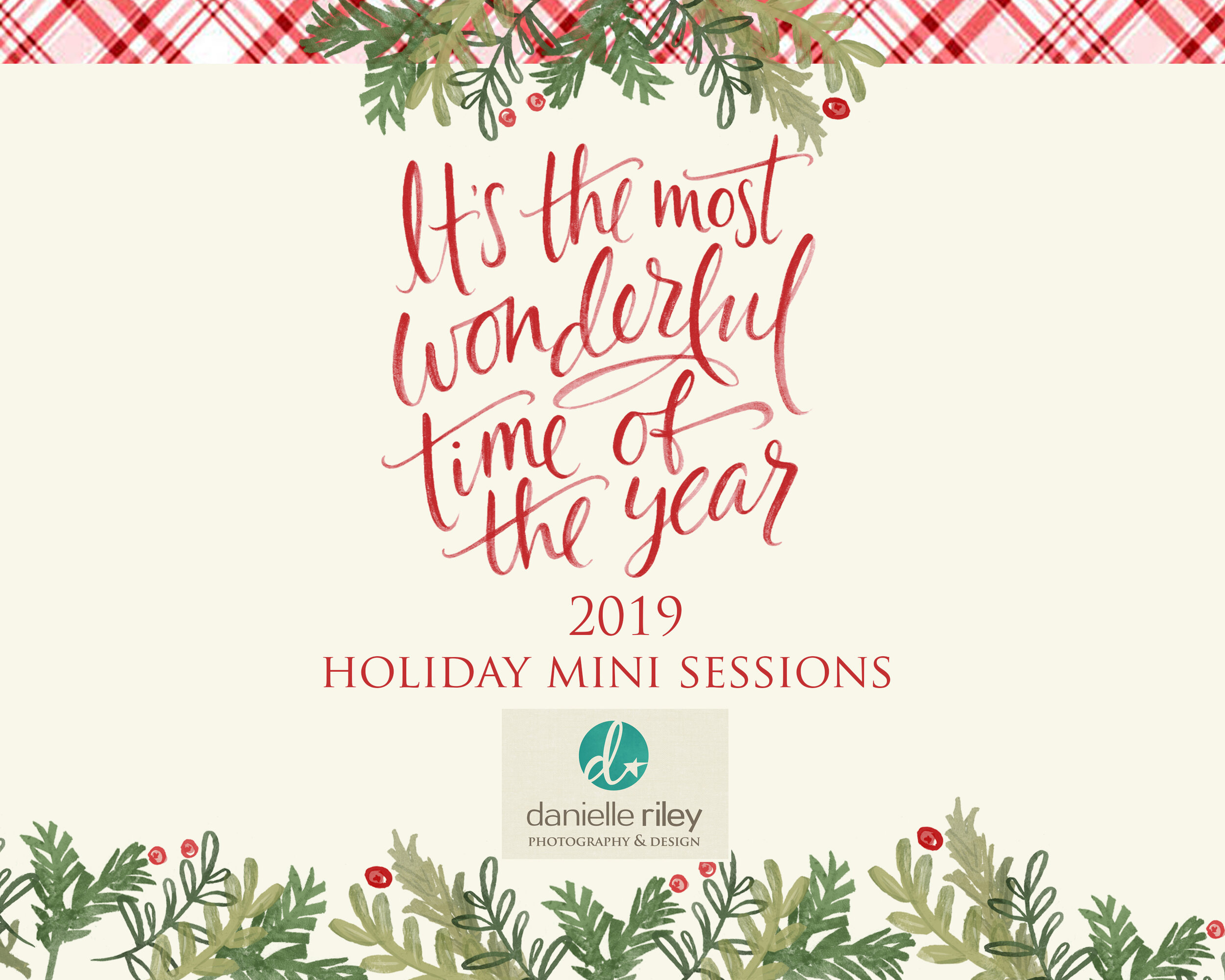 It's the most wonderful time of the year! Holiday mini sessions 2019 in Colts Neck, New Jersey