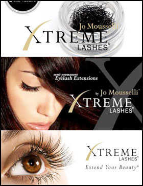 Marisol featured as Xtreme Lash artist of December